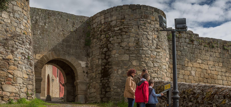 Puerta de San Nicolas en Ledesma